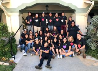 2017 Latino Retreat Group Photo