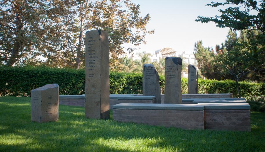 Interfaith Peace Garden - Loyola Marymount University